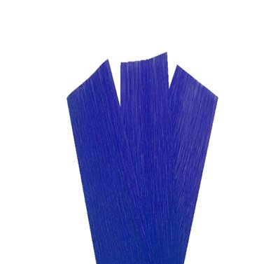 Papel crepe marca Shely color azul rey
